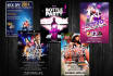 design AMAZING Party, poster, Banner Flayers