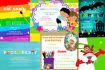 design CUTE Birthday Invitations for Kids