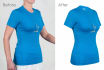 do neck joint of apparel images