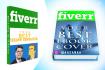 create a professional High Quality eBook Cover