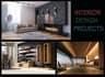 make architectural plans , interior design , 3d