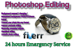 do any Photoshop editing within 24 hours
