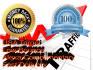 drive 100 000 Real  Genuine Website Traffic