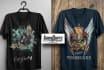 design Creative Amazing  T shirt Designs