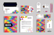 design a PROFESSIONAL business card and stationery