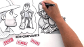 make a ATTRACTIVE and brilliant white board animation video
