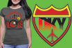 do creative t shirt design for tee spring