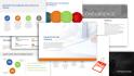 design a MODERN yet professional powerpoint presentation