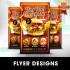 do any FLYER design