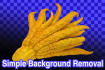 do any ULTRADIFFICULT background removal