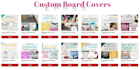set up an optimized custom Pinterest Profile for you