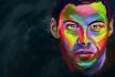 paint you a luminous portrait like this