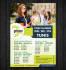 create a stunning flyer, Poster, Brochure Design