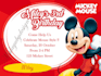 design a birthday invitation for kids
