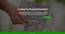 develop a fully featured Landing Page