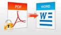 convert pdf to word