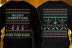 do creative Ugly Christmas Sweater T shirt design