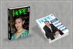 convert 2d book cover into 3d