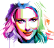 make your photo into WPAP pop art style