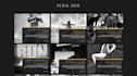 create a decent and  attractive wordpress website