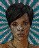 make a CIRCLISM portrait, Ben Heine style