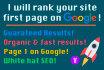 build 50000 Verified Live SEO Backlinks in 4 days