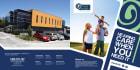 design Corporate Business Flyer, Boucher