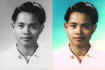 realistically recolor your old photograph