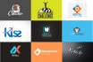 design outstanding logo for your company