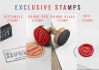 create a customized stamp  for your versatile needs
