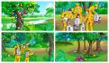make waesome illustrations for your children book