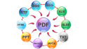convert your doc, pdf, mp3, mpg, docx, avi, pptx etc to another format