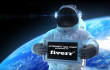 show your Logo in Space
