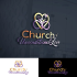 design high quality church logo with my own creative thinking