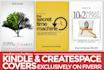 design kindle or createspace cover