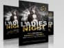 design stunning party, business flyers