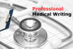 write Health Blog Medical Articles and Reports
