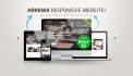 design responsive websites using html, css, bootstrap, wordpress