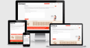 develop your website with this template