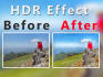 turn your photos to HDR Photos