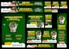 make 7 professional banner ads for web or social media