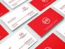 design IMPRESSIVE business card in 24 hrs