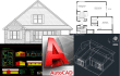 make your drawing in AutoCAD