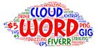design a dazzling wordcloud
