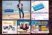design advertisement, magazine ad