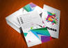 create a creative business card for you