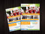 design beautiful flyers and brochures