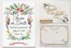 design a custom Save the Date for your wedding