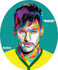 make your picture into WPAP pop art vektor less then a day