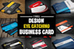 design OUTSTANDING 2side Business Card in 20 hrs